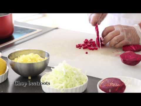 How To Make Borscht - Ukrainian Soup