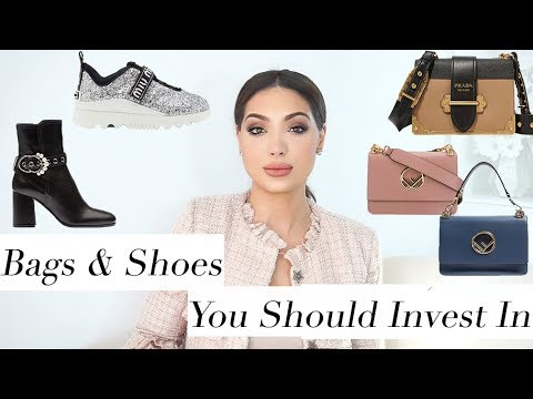 The Hottest Designer Bags & Shoes Right Now + Money Saving Shopping Hacks