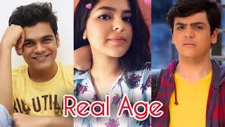 Tapu Sena real Age - Taarak Mehta Ka Ooltah Chashmah - Sab TV