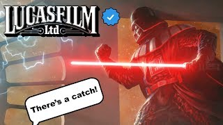Download LUCASFILM SUPPORTS MY VADER FAN FILM!! BUT... - Star Wars Theory Fan Film Video