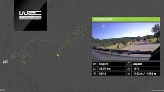 WRC - ADAC Rallye Deutschland 2018: The 18 Stages