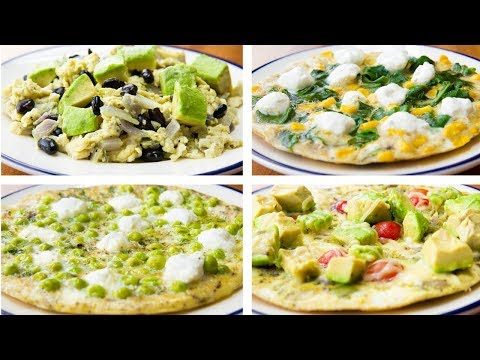 4 Egg Recipes For Breakfast To Lose Weight | Easy Breakfast Recipes