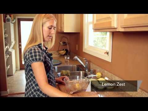 Season 1: Grilled Zucchini Medallions With Pita Recipe