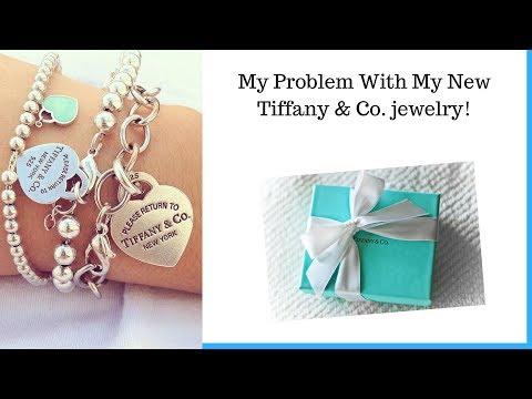 My Problem With My New Tiffany & Co. Jewelry