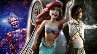 TOP 10 des ATTRACTIONS OUBLIÉES à Disneyland PARIS