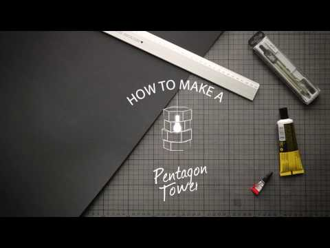 How To: Pentagon Tower Light