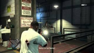 Download GTA 5: Прохождение - Миссия 56 - Свежее мясо Video