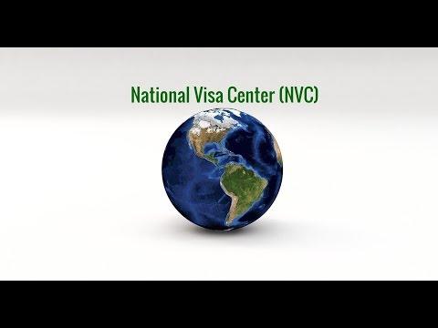 National Visa Center (NVC) Processing.