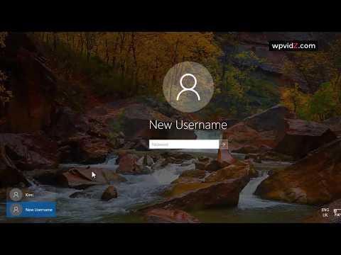 Change Windows 10 Password While Logged in - Workaround Easy Way Local Account Only