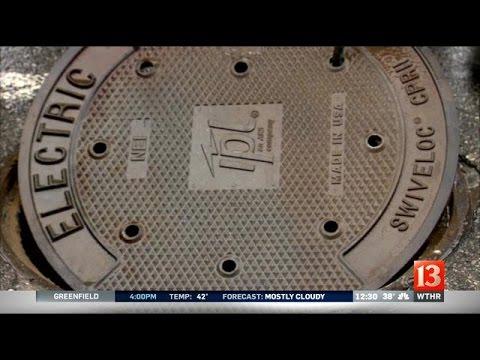 IPL new manhole covers