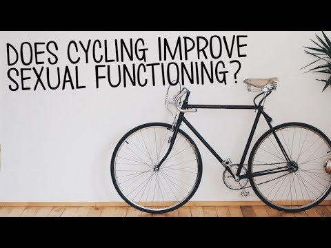 Does Cycling Improve Sexual Functioning?