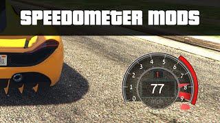 GTA VELOCÍMETRO SPEEDOMETER GT Speed meter GTA SAN ANDREAS