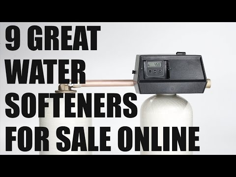 9 Great Water Softeners For Sale Online