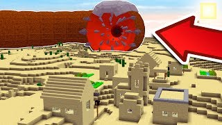 THE UNKILLABLE MINECRAFT BOSS   Minecraft Mods (Hardest Minecraft Mob)