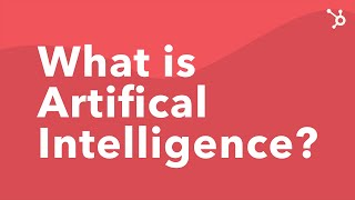 What is Artificial Intelligence (or Machine Learning)?