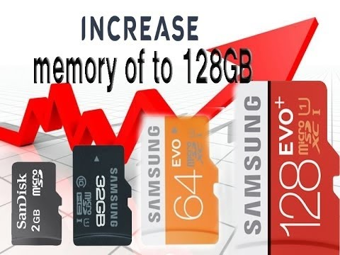 How to increase your Memory card/USB Storage? 500% Working with proof.