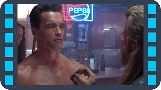 Т-800 против байкеров в баре — «Терминатор 2: Судный день» (1991) сцена 1/10 QFHD
