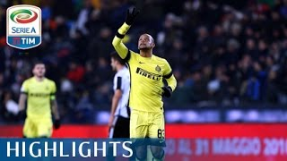 Udinese-Inter 0-4 - Highlights - Matchday 16 - Serie A TIM 2015/16