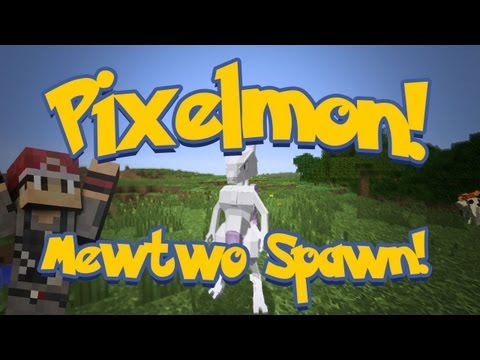 How To Get Mewtwo To Spawn In Pixelmon, Database Spawn Editing Guide