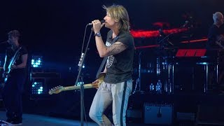 Keith Urban - Final Rehearsal in St. Louis for the Graffiti U World Tour