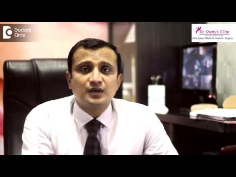 What can cause reduction of cheek fat & how to gain it   Dr  Sahebgowda Shetty