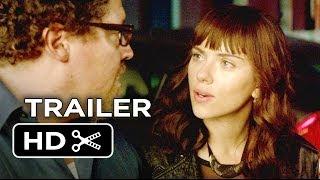 Chef Official Happy Trailer 2014 Scarlett Johansson Jon Favreau Movie Hd