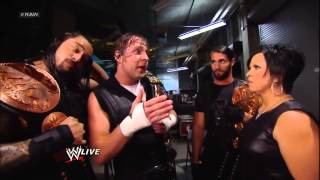 Dean Ambrose Funny Moments