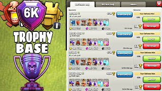 13:09) Th12 Trophy Base 2018 With Replays Video - PlayKindle org