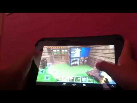 How to make brick blocks! Minecraft PE
