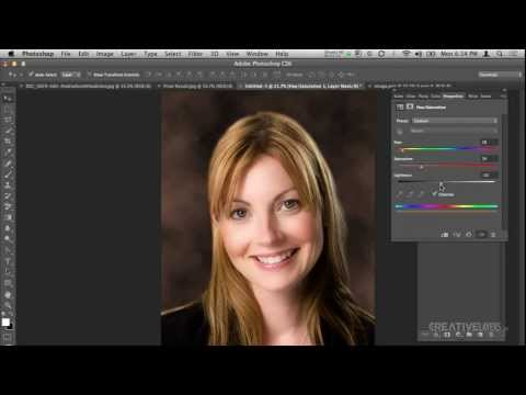 Create A Studio Quality Portrait Background In Photoshop CS6