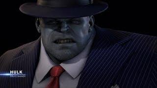 Marvel's Avengers | Hulk's Joe Fixit Outfit Reveal