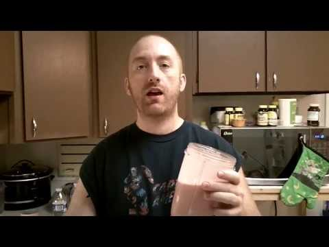 Nutribullet Recipes - Strawberry Banana Smoothie
