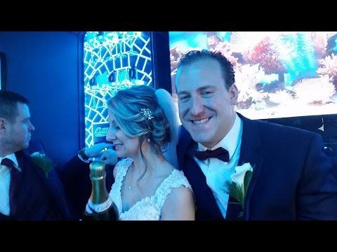 Beautiful Sheraton Wedding for Jason and Kate Thomas