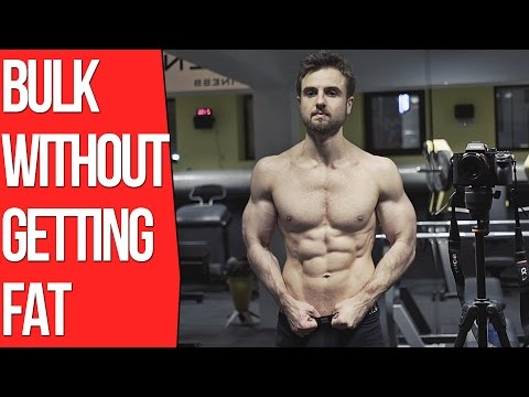 How To Bulk Without Getting Fat (The Truth)