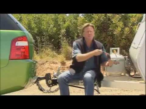 How to Tow a Camper Trailer - Electric and Hydraulic Brake Controllers