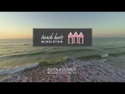 Beach Huts Middleton - South Australia