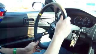 in car steering wheel drifting