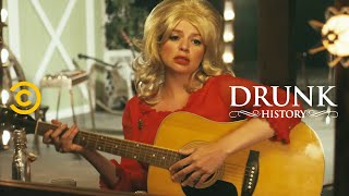 "The Story Behind Dolly Parton's ""I Will Always Love You"" - Drunk History"