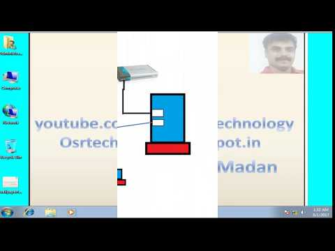 how to install proxy server in windows 7 | how to use proxy server in hindi