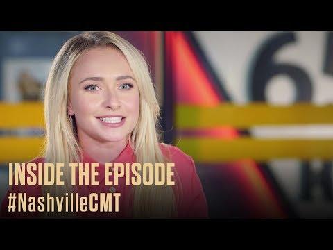 NASHVILLE on CMT   Inside The Episode: Season 6, Episode 4