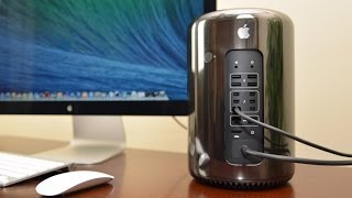 Apple Mac Pro: Unboxing, Overview, & Benchmarks