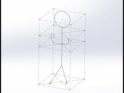 Creating 3D Sketches in SolidWorks