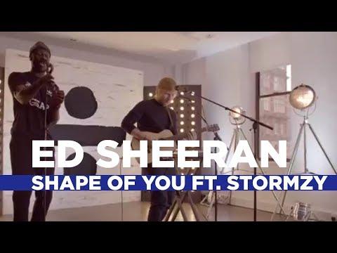 Ed Sheeran - 'Shape Of You