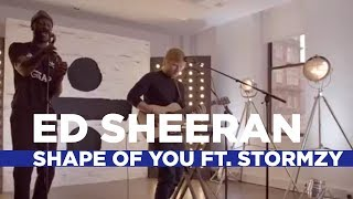 Ed Sheeran feat. Stormzy - 'Shape Of You' (Capital Live Session)
