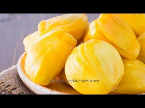 ফ্রিজে কিভাবে পাকা কাঁঠাল সংরক্ষণ করবেন How to Preserve Ripe Jackfruit for a year