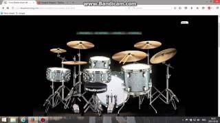 Imagine Dragons - Radioactive (Drum cover // virtualdrumming.com)