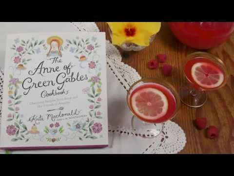 Anne of Green Gables Cookbook Diane Barry's Raspberry Cordial Recipe