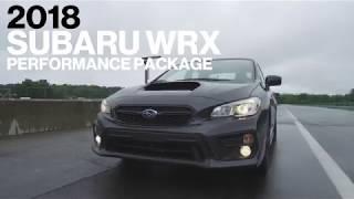 Subaru WRX w/ Performance Pack Hot Lap at VIR | Lightning Lap 2017 | Car and Driver