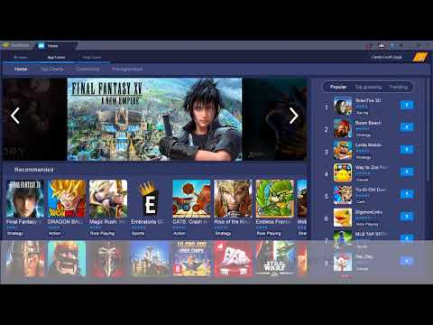 How to download apps on your PC and Mac with BlueStacks