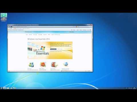Windows Live Mail Installeren
